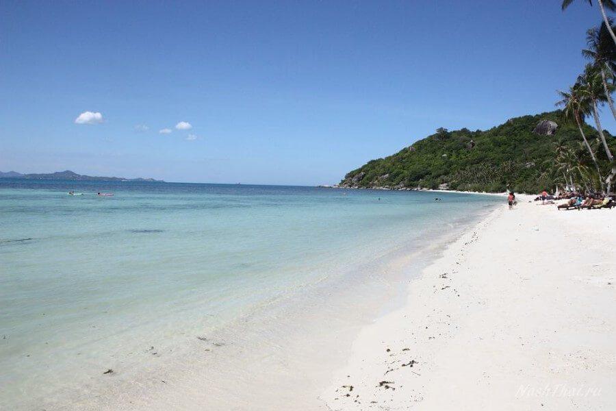 Пляж Ко-Панган