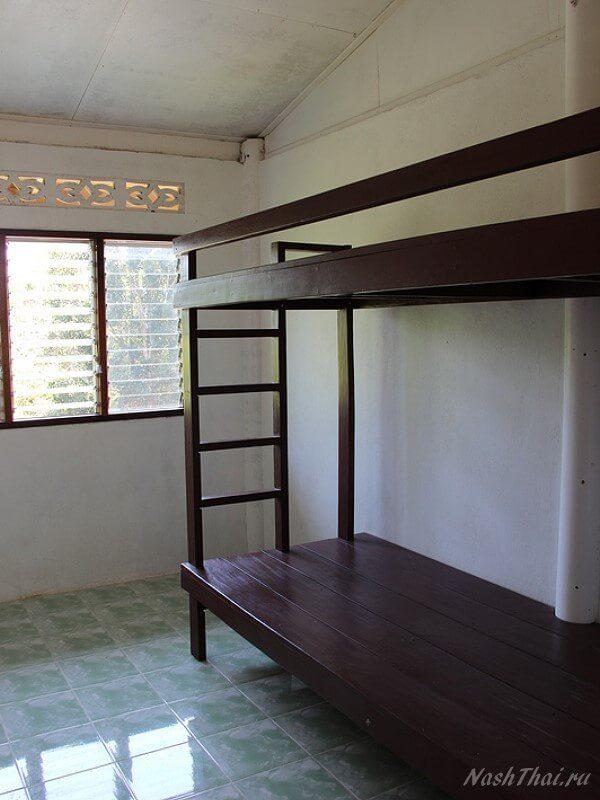 Комната в монастыре
