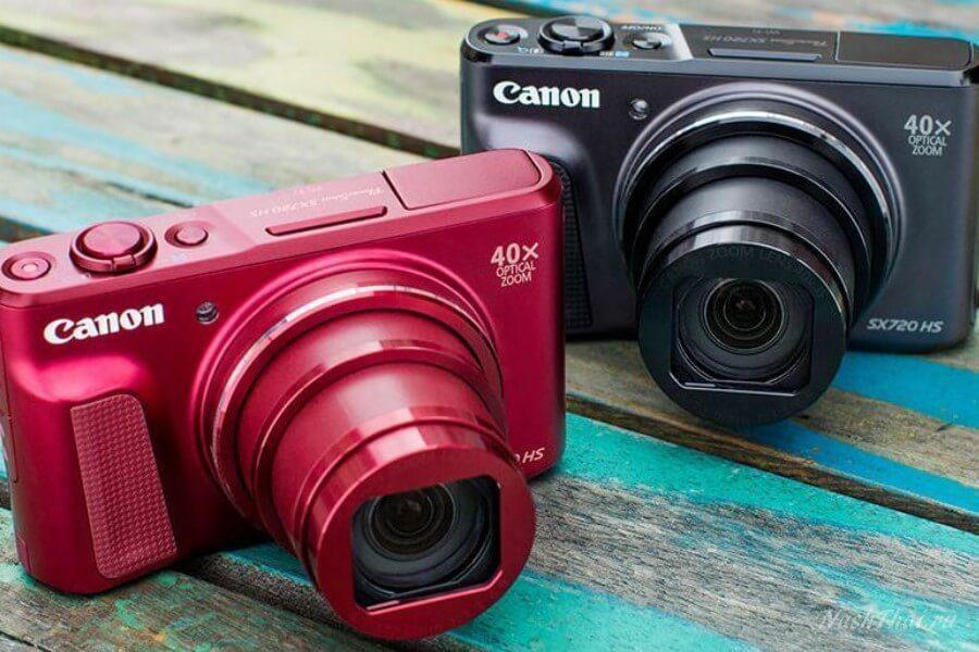 Камеры Cannon