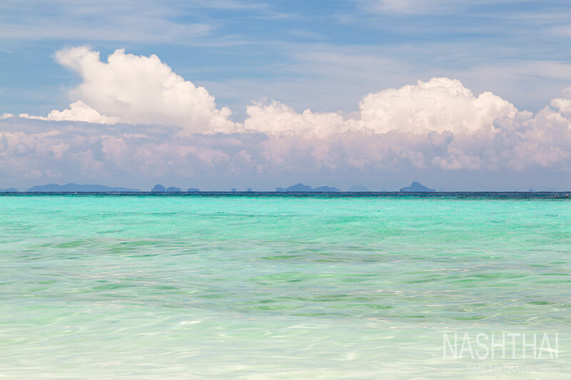 Остров Бамбу в архипелаге Пхи-Пхи