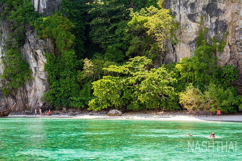 Остров Москито в архипелаге Пхи-Пхи