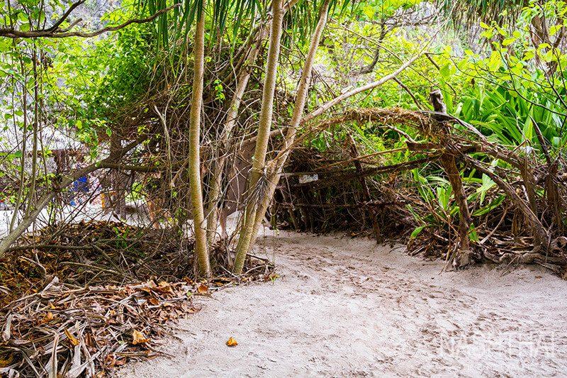 Залив Maya на острове Пхи-Пхи-Лей