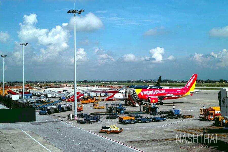 Самолёты в Ханое